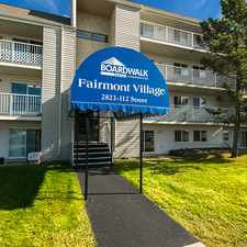 Rental info for Fairmont Village in the Garneau area
