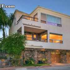 Rental info for $25000 3 bedroom House in Northern San Diego Pacific Beach