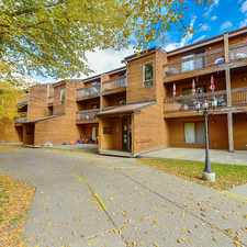 Rental info for Cedarville Apartments