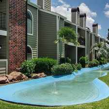 Rental info for Bay Area Blvd in the Houston area