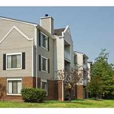 Rental info for The Point at Bull Run