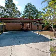 Rental info for Family home on a big block - Excellent Location! in the Brisbane area