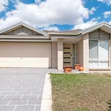 Rental info for PEACE AND TRANQUILITY in the Redbank Plains area