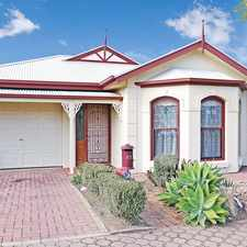 Rental info for Super Convenient & Secure Family Home in the Oakden area