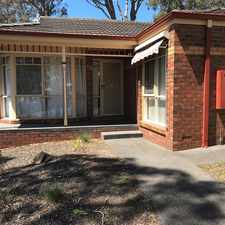 Rental info for Immaculate unit - be impressed! in the Melbourne area