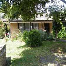 Rental info for Perfect for the busy commuter! in the Melbourne area