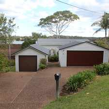 Rental info for Absolute Waterfront 2 Bedroom Home + Spacious 1 Bedroom Boathouse in the Fishing Point area