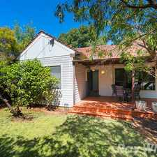 Rental info for Spacious Freshly Painted Family Home! in the Moorabbin area