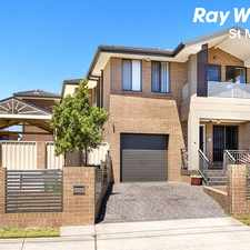 Rental info for CLOSE TO SHOPPING CENTRE AND TRAIN STATION - JUST LIKE NEW! in the Blacktown area