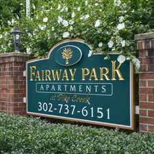 Rental info for Fairway Park Apartments at Pike Creek