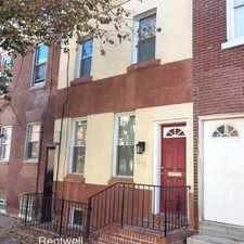 Rental info for 512 Mifflin St in the Philadelphia area