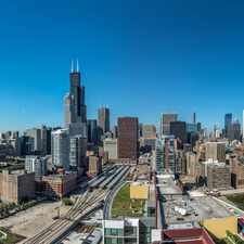 Rental info for 1000 South Clark in the South Loop area