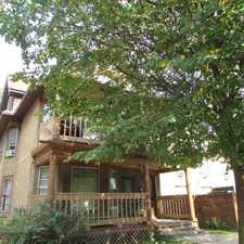 Rental info for 21 N Hancock St in the Madison area
