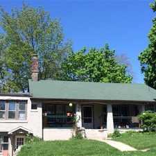 Rental info for 805 Spring St