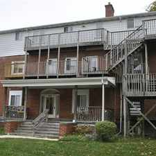Rental info for 825 Tappan Ave