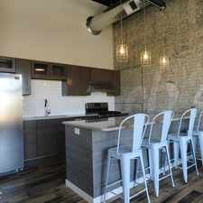 Rental info for The Foundry in the Sioux Falls area