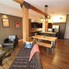 Rental info for James Ave & Bertha St in the Winnipeg area