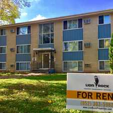 Rental info for 5734 Sander Drive #2 in the Minneapolis area