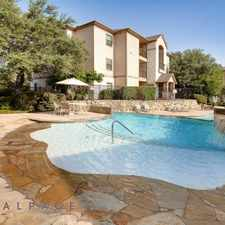 Rental info for Vistas At Vance Jackson in the San Antonio area