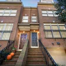 Rental info for Luxury home in Rosslyn