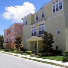 Rental info for Spacious Four Bedroom Townhome 2 Blocks From Water in the Tarpon Springs area