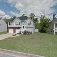 Rental info for Single Family Home Home in Rockmart for For Sale By Owner
