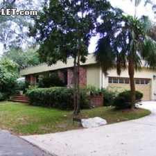 Rental info for Two Bedroom In Duval (Jacksonville) in the Miramar area