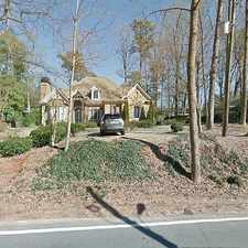 Rental info for Single Family Home Home in Atlanta for For Sale By Owner in the Chastain Park area