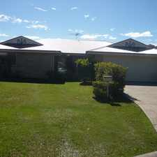 Rental info for Family Home Close To Everything in the Caboolture area