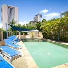 Rental info for FULLY FURNISHED 1 BEDROOM UNIT in the Surfers Paradise area