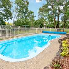 Rental info for Secure, Spacious Family Home! in the Brisbane area