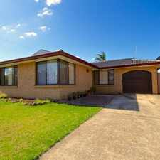 Rental info for Great Home & Location!!! in the Sydney area