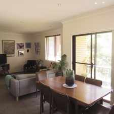 Rental info for DEPOSIT TAKEN - BRIGHT AND SUNNY 2 BEDROOM APARTMENT + SECURITY CAR SPACE