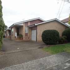 Rental info for Tidy Villa In Great Location! in the Wollongong area