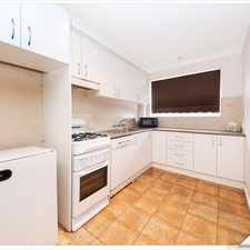 Rental info for UNDER APPLICATION - Two bedroom unit in perfect location!