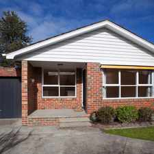 Rental info for Renovated and Inviting Unit! DONT MISS THIS ONE! in the Melbourne area