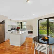 Rental info for FABULOUS PENTHOUSE IN FABULOUS & CONVENIENT POSITION in the Sydney area