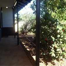 Rental info for PRIVATE AND MODERN - Near new 4x2 home