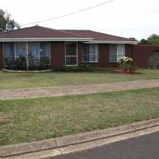 Rental info for SPACIOUS FAMILY HOME in the Warrnambool area