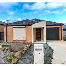 Rental info for Modern Family Home- UNDER APPLICATION!! in the Canberra area