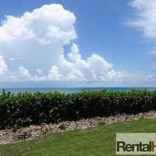 Rental info for 10102 S Ocean Drive #204