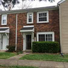 Rental info for Two Bedroom In Franklin in the Franklin area