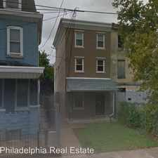 Rental info for 640 N. 40th Street in the Haverford North area