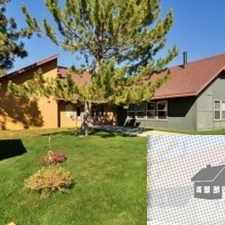 Rental info for 1 bedroom - Welcome to Truckee Donner Senior Apartments.
