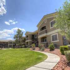 Rental info for The Pearl at St. Rose in the Silverado Ranch area