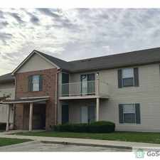 Rental info for 2 Bedroom, 2 Bath in the Indianapolis area