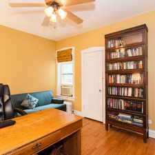 Rental info for N Clark St & W Columbia Ave
