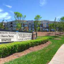 Rental info for Meridian at Harrison Pointe