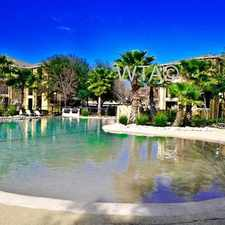 Rental info for 1975 Aquarena Springs Dr