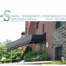 Rental info for 5540 5th Ave in the Pittsburgh area